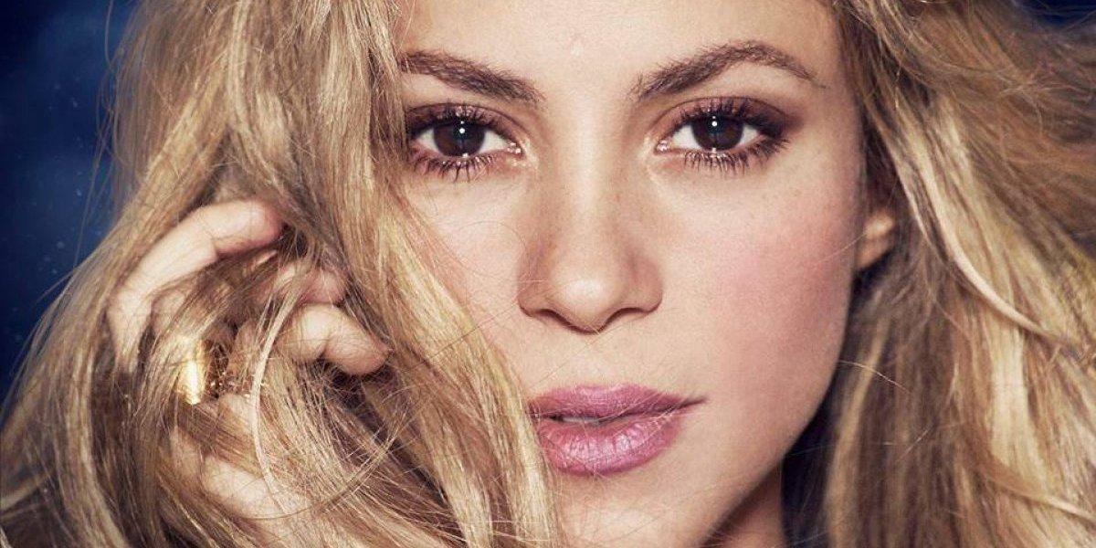 Shakira y su papá cantaron juntos y todo quedó en video — FAMOSOS