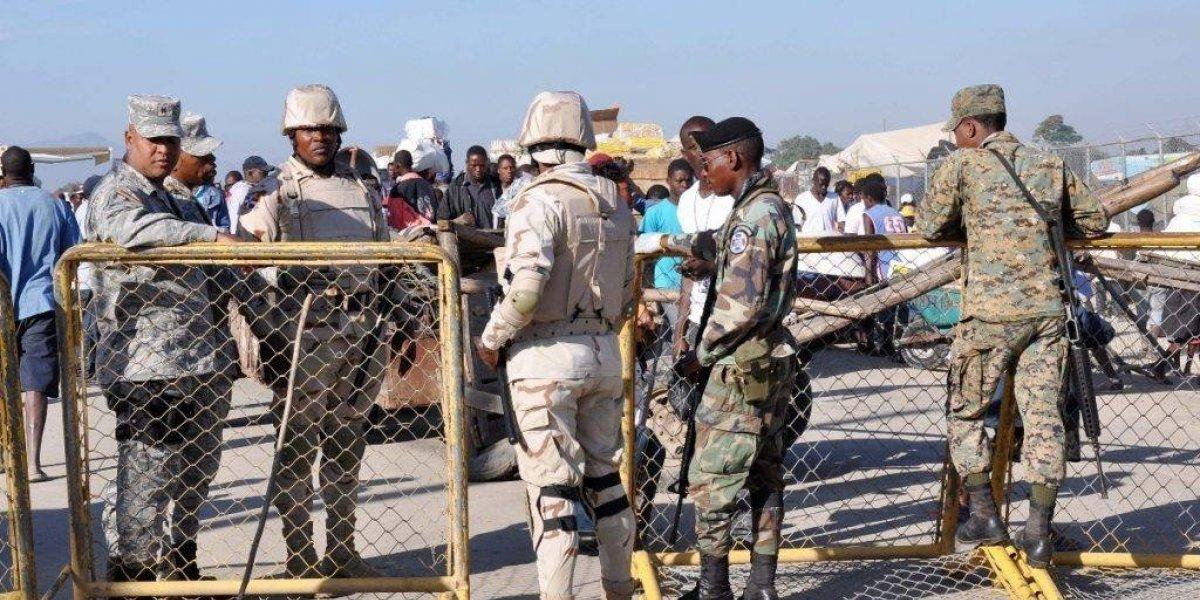 Reforzarán vigilancia en la frontera con Haití por fiestas navideñas