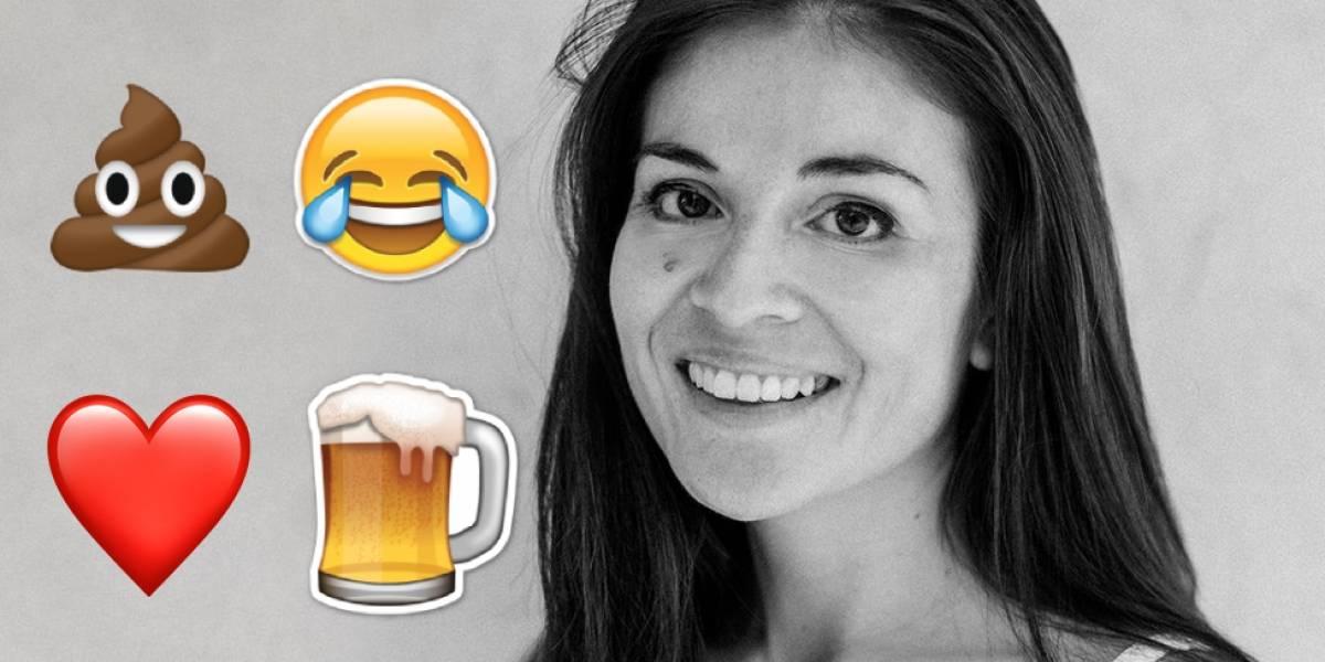 Ángela Guzmán, la colombiana que creó a los famosos emojis de Apple