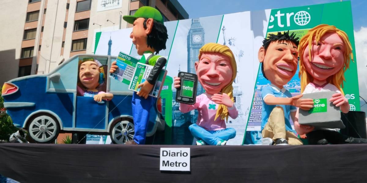 Quito: Cierres viales por Festival de Años Viejos de la Av. Amazonas