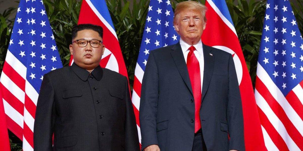Norcorea sólo se desnuclearizará si EE. UU. retira su amenaza