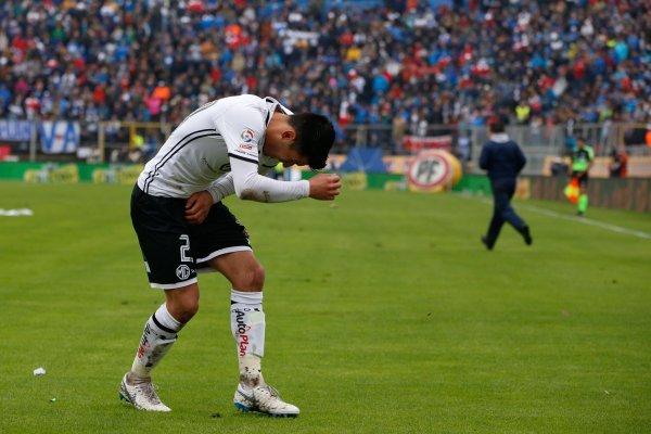 Serrucho todavía no puede partir / imagen: Agencia UNO