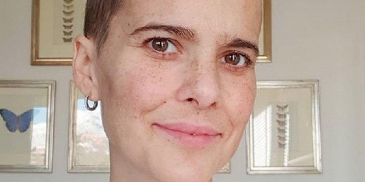 Javiera Suárez fue internada en estado grave tras complicaciones por su cáncer
