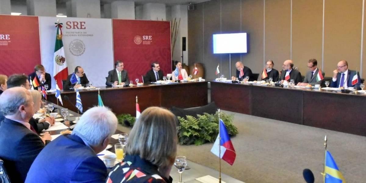 Unión Europea invertiría en plan de desarrollo para México y Centroamérica