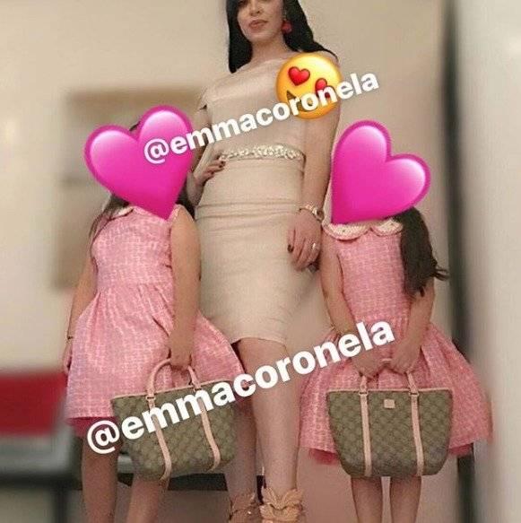 Hijas de El Chapo Guzman Instagram Emma Coronel