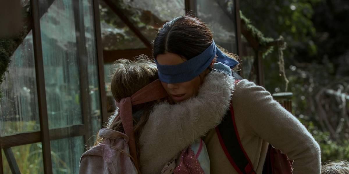 Sandra Bullock: una madre en el mundo apocalíptico de 'Bird Box'