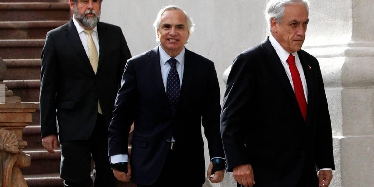 """Titular del Interior fue """"blindado"""" por La Moneda: presidente del PR se lanza en picada contra Andrés Chadwick"""