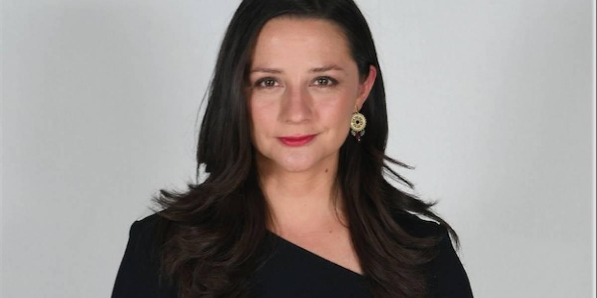 Andrea Arístegui se integra a Mega tras 17 años en TVN