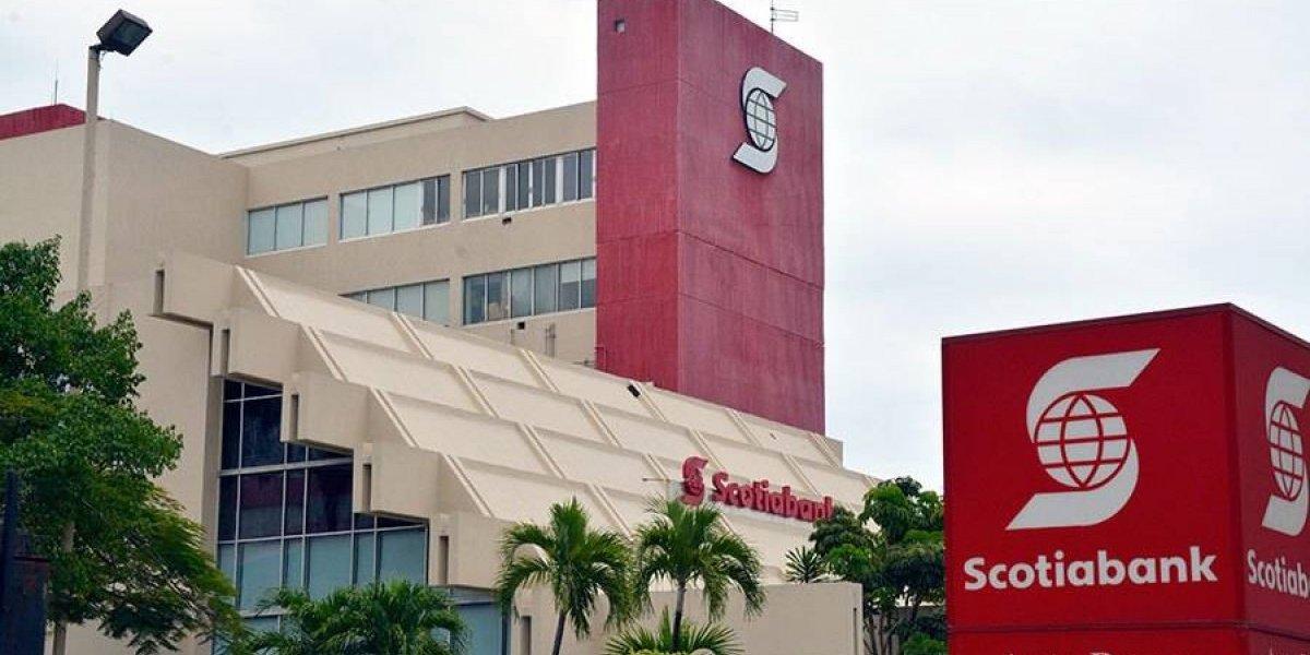 Scotiabank vende sus operaciones de pensiones y seguros al Grupo Rizek