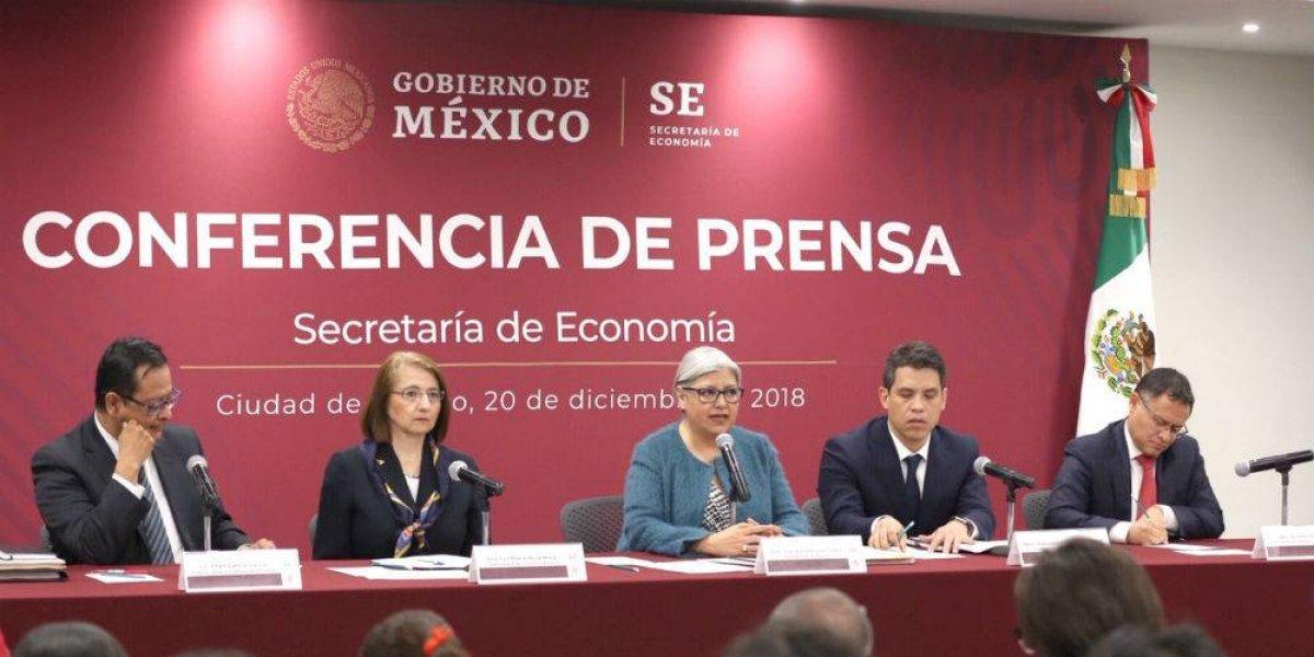 Desaparecen Inadem y ProMéxico, confirma secretaria de Economía