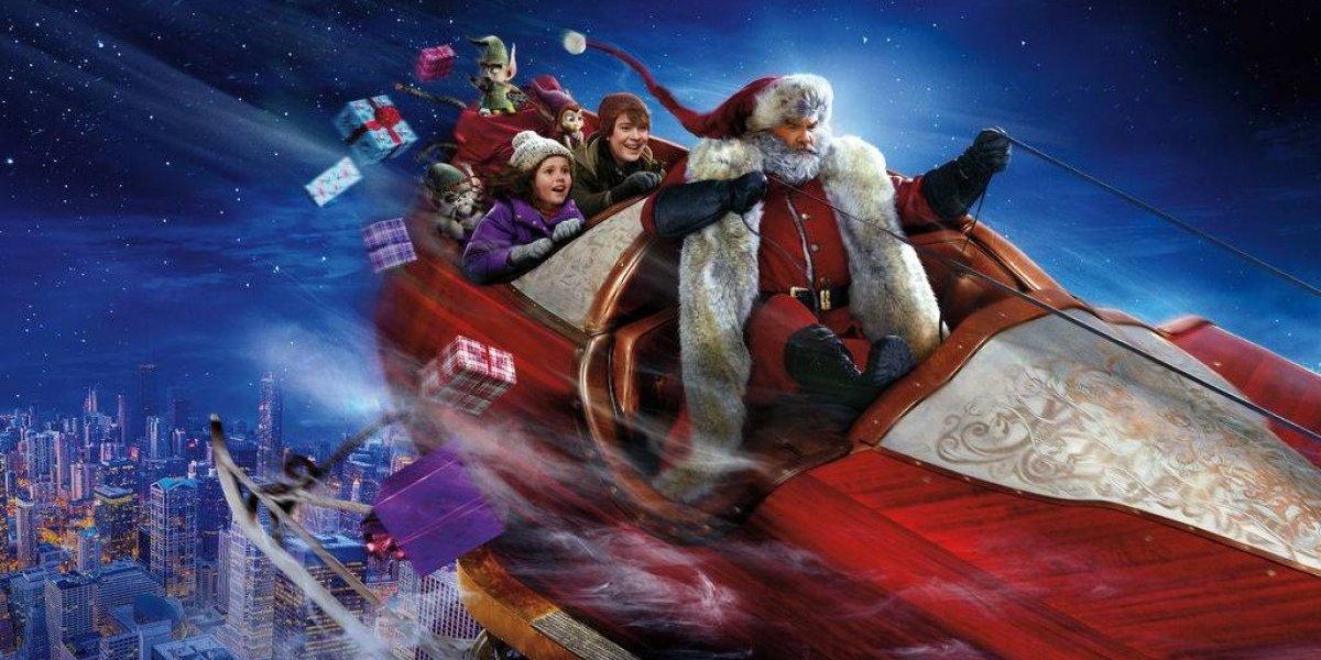 5 películas de Netflix para sentir el espíritu navideño