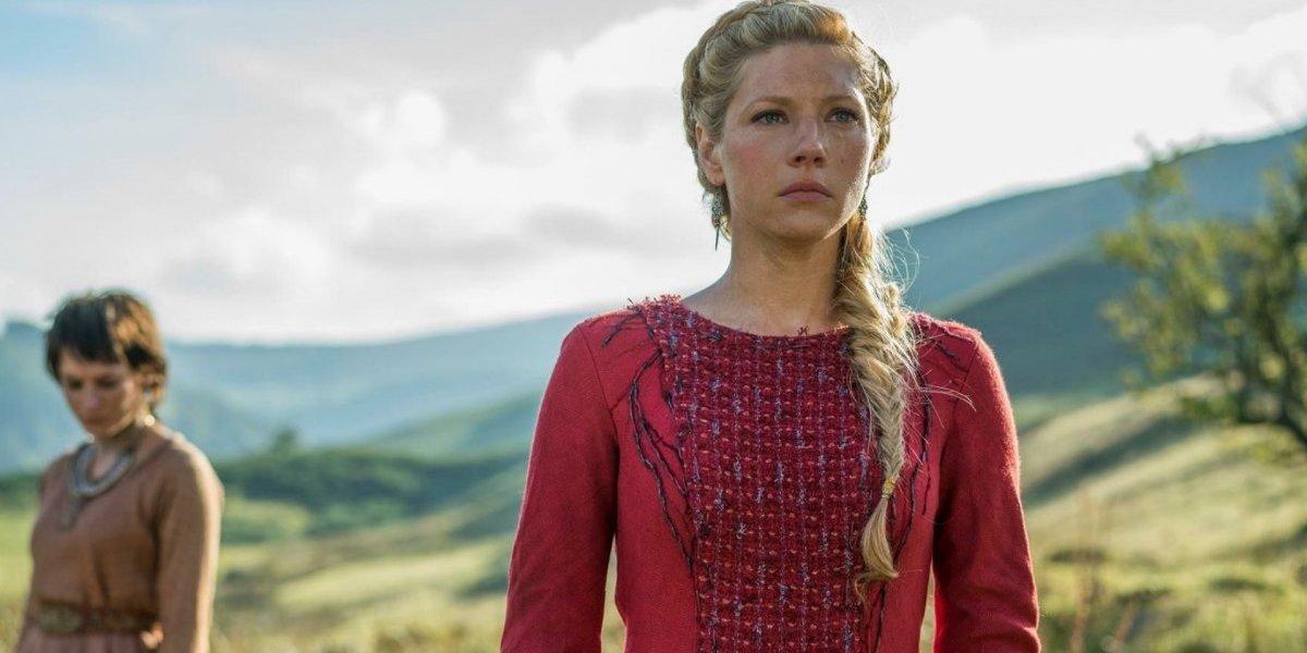 Vikings: Katheryn Winnick se despede e fala sobre final de Lagertha