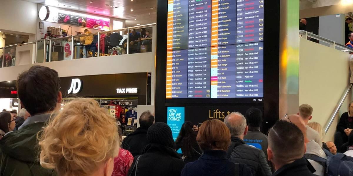 Incidente com drones fecha aeroporto de Gatwick em Londres