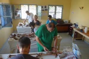 Trabajos del Equipo Argentino de Antropología Forense