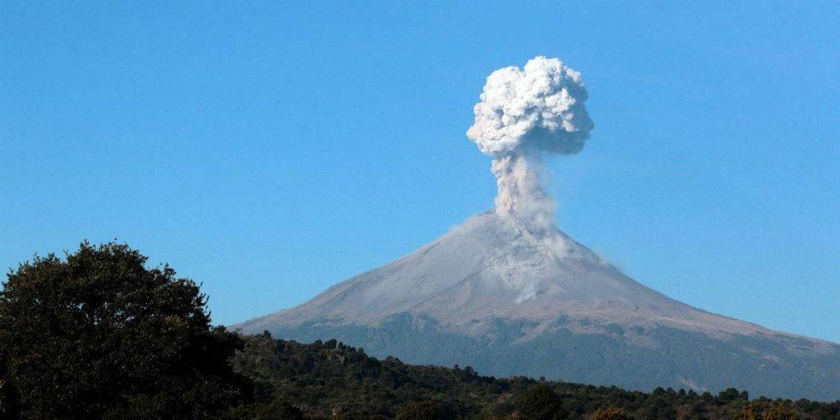 Refuerzan estrategia de desalojo en caso de emergencia por el Popocatépetl