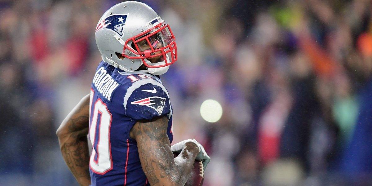 La NFL suspendió de manera indefinida al receptor abierto Josh Gordon