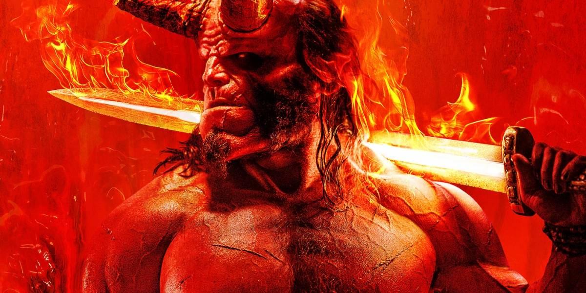 'Hellboy' está de volta; assista ao trailer da nova versão