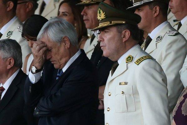 Piñera y la renuncia de Hermes Soto