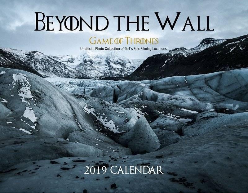 Calendario GoT 2019