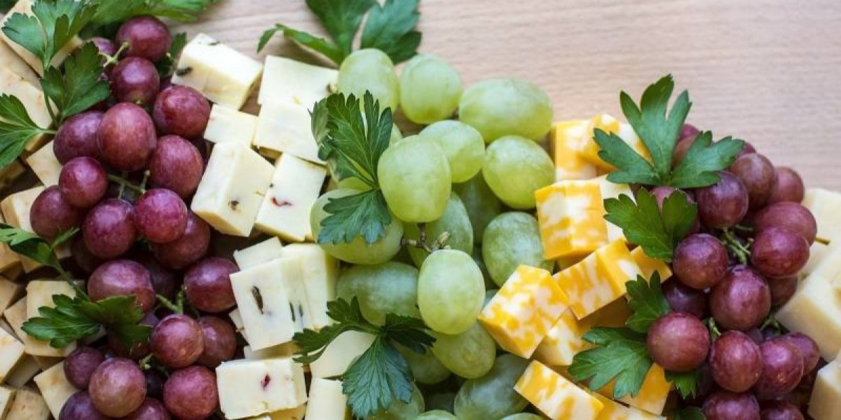 Snacks saludables para hacerle frente a las reuniones