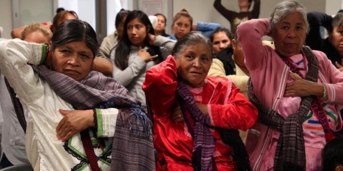 Lanzan spot en cuatro lenguas indígenas para prevenir cáncer de mama