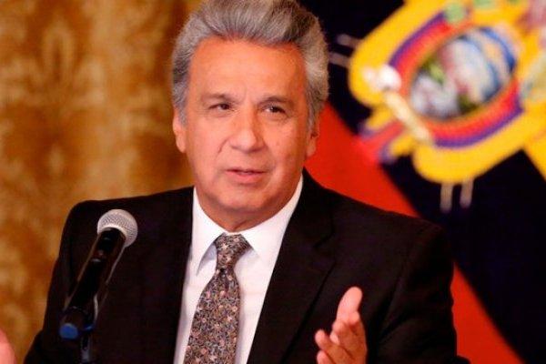 Ecuatorianos descontentos con medidas económicas reducen apoyo a Lenín Moreno