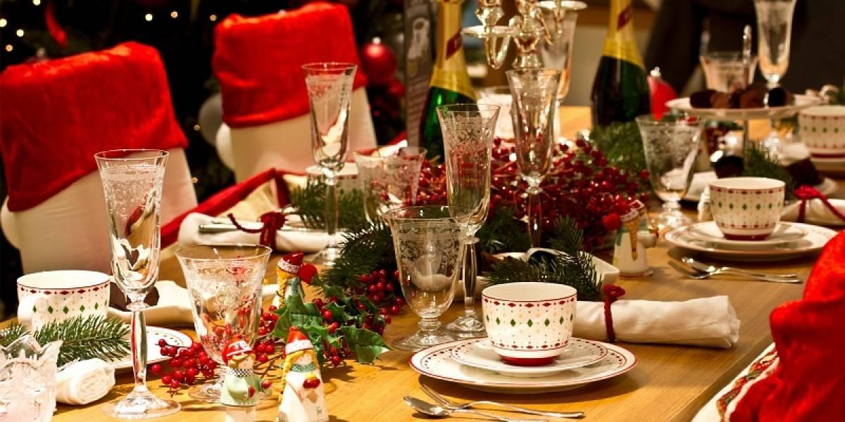 Opciones para disfrutar de una rica cena de nochebuena