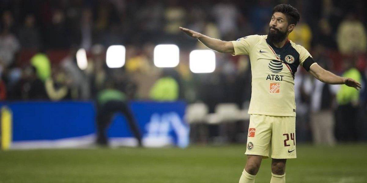 El discurso que usó Oribe Peralta para motivar a sus compañeros en la final