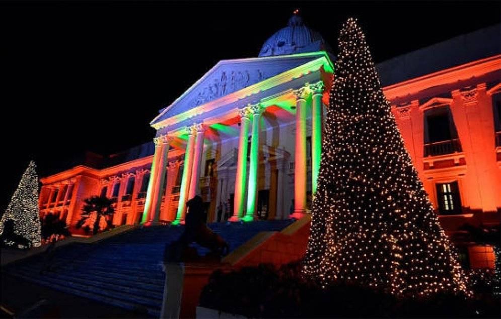 La Navidad en el Palacio Nacional