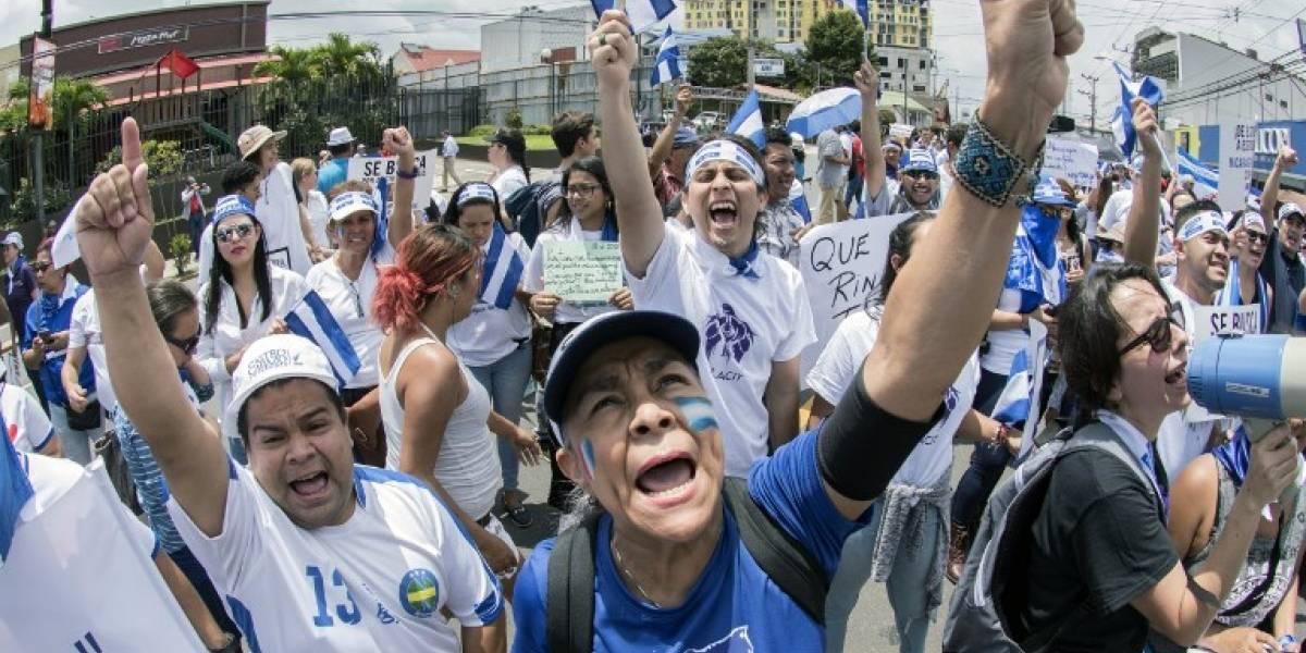 En 90 días, Nicaragua liberará a quienes fueron presos durante las manifestaciones