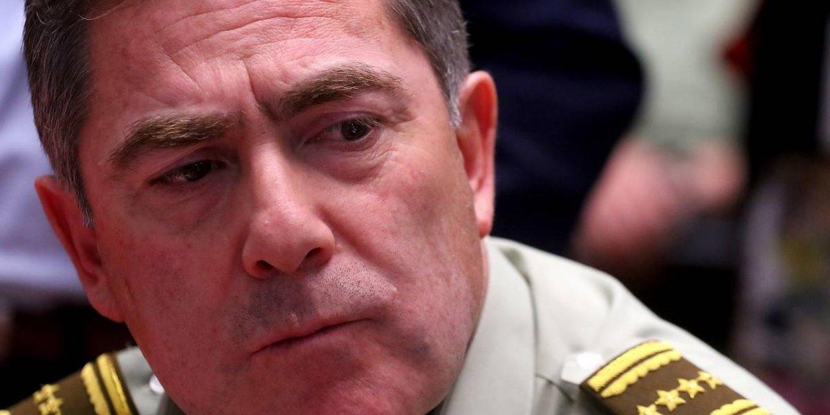 Caso Catrillanca hace tambalear a Hermes Soto: expectación por inminente renuncia del general