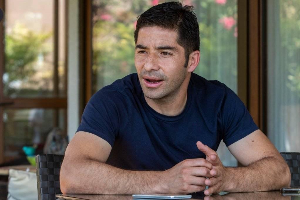 El Huaso Álvarez habló sin cassette con El Gráfico Chile / Foto: Sylvio García