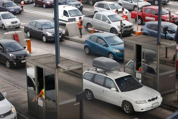 Plan de contingencia en las autopistas para la salida de Año Nuevo
