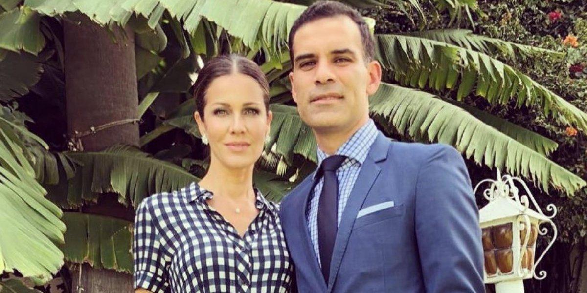 Rafa Márquez dedica emotiva felicitación a Jaydy Michel