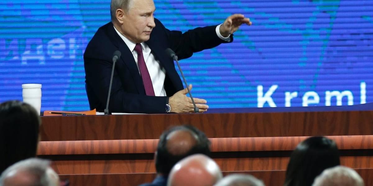 Putin advierte sobre creciente amenaza de guerra nuclear
