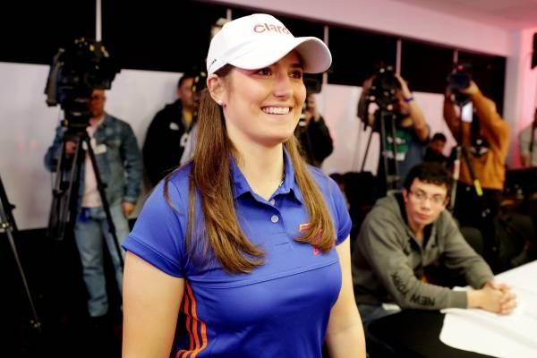 Tatiana Calderón anticipa su temporada 2019 en la GP2