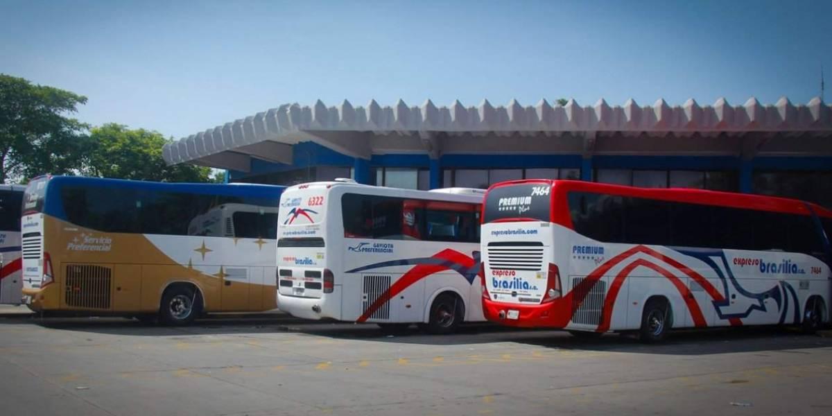 Operación especial en Terminal de Transporte y en el Aeropuerto por fin de año, en Barranquilla