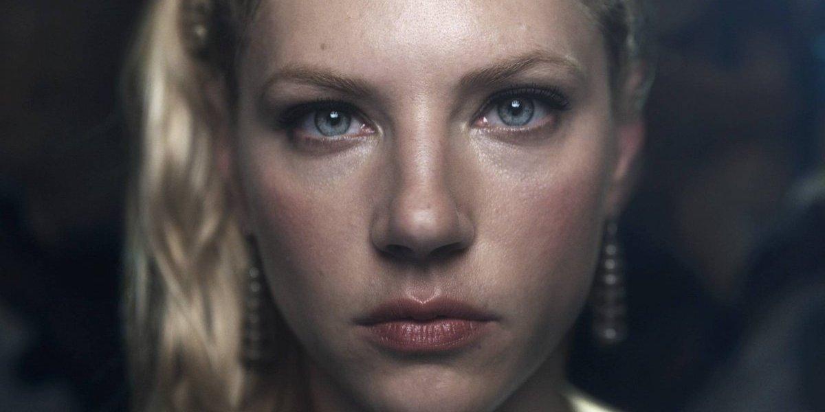 Vikings: A história que Katheryn Winnick não queria para Lagertha