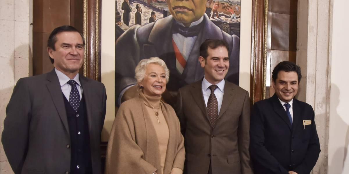 INE realizará monitoreo de spots del gobierno federal