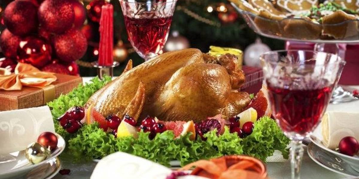Navidad y Fin de Año: Qué hacer para que las comidas no te hagan daño