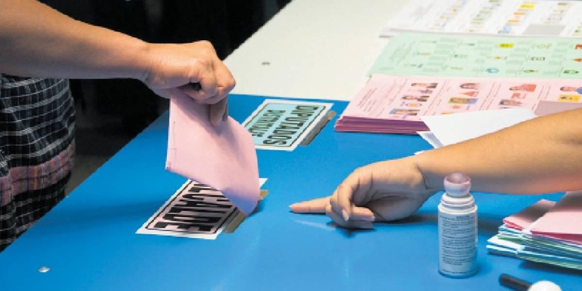 Conflictividad afectó a por lo menos diez departamentos durante elecciones
