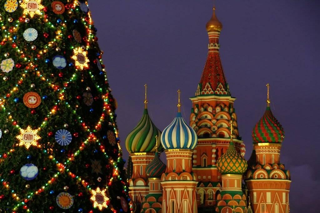 navidad rusia