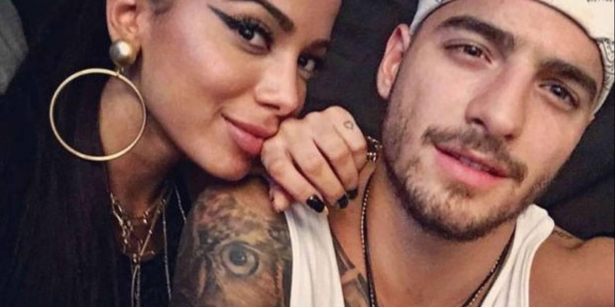 Maluma lança remix de 'Mala Mía', em parceria com Anitta e Becky G; ouça
