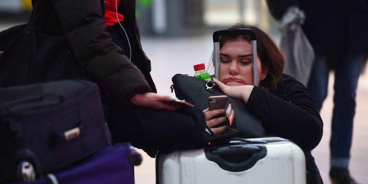 El aeropuerto de Gatwick vuelve a cerrar por drones