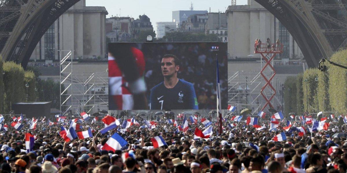 Millones de aficionados vieron el Mundial de 2018