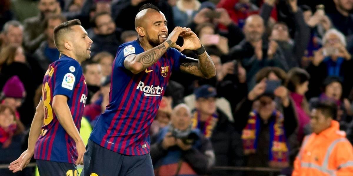 """Vidal saca pecho en el Barça: """"Hay pocos volantes que pueden hacer lo que hago yo"""""""