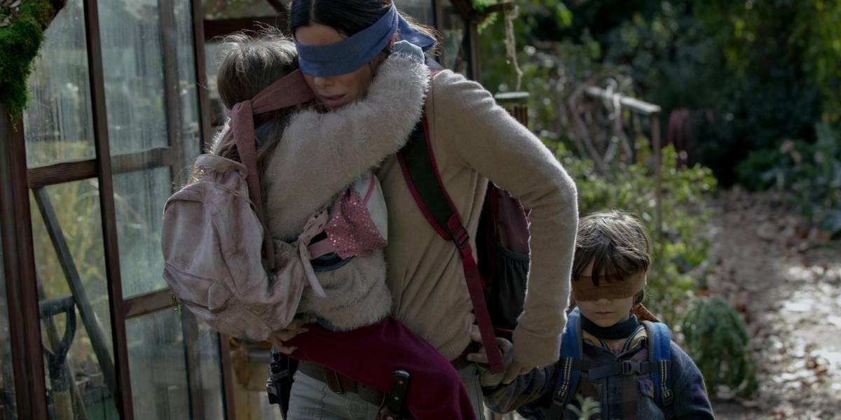 'Bird Box' se torna o filme mais assistido na semana de estreia na Netflix