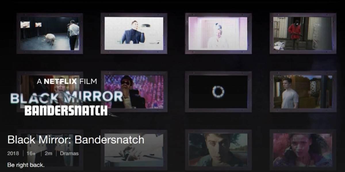 Netflix podría estrenar una película de Black Mirror antes de fin de año