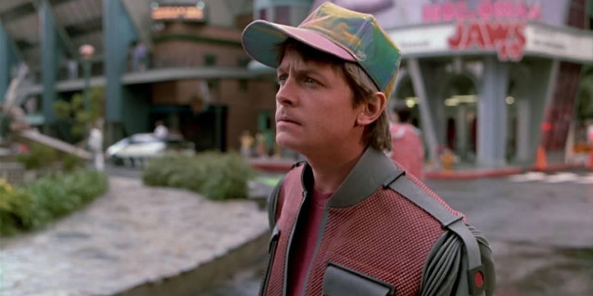 Netflix y una censura inexplicable de una escena de Back To The Future II