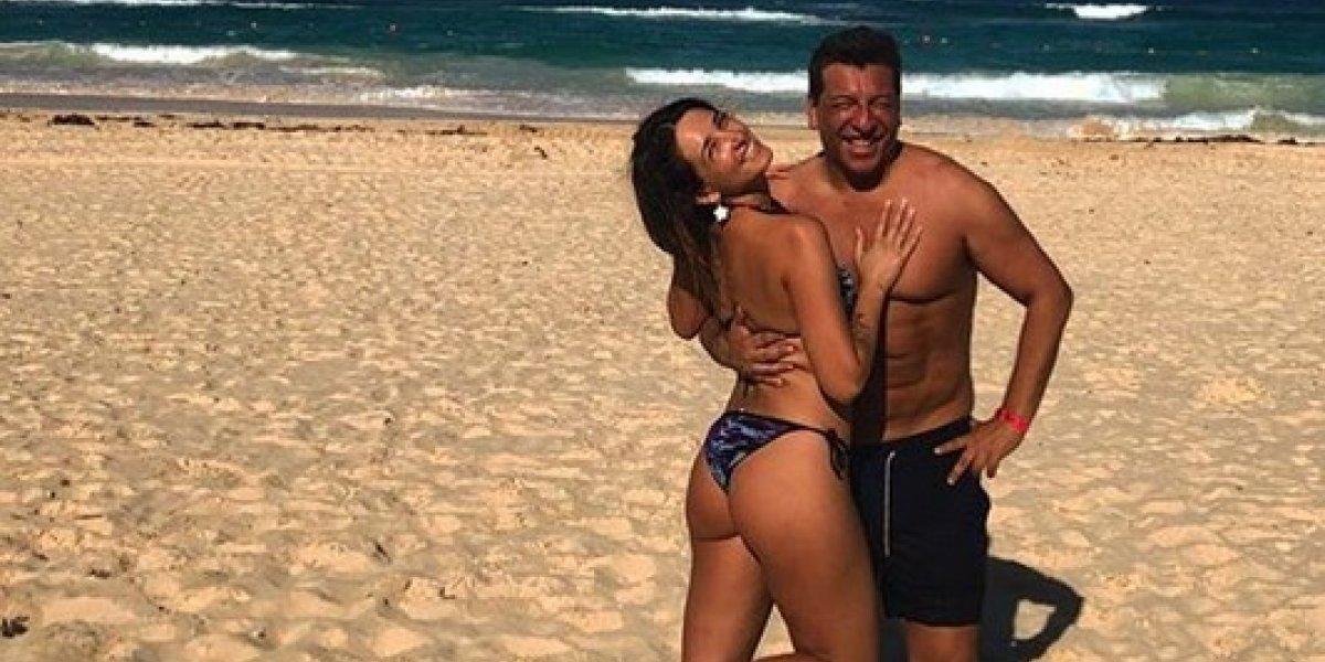 La inesperada confesión de Julio César Rodríguez sobre su relación con Camila Nash
